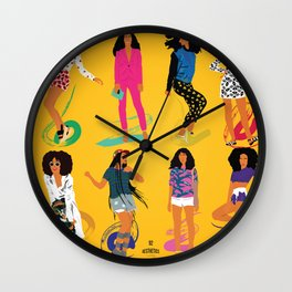 Solo Wall Clock