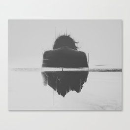 Schizm Canvas Print