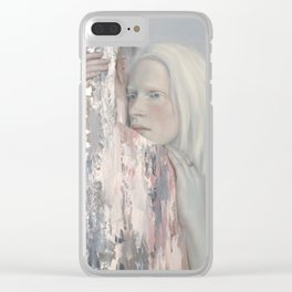 Loveloss II Clear iPhone Case