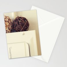 Space Set Six Stationery Cards