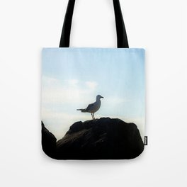 Bird's eye View Tote Bag