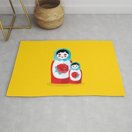 Mother & Daughter Rug