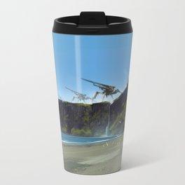 new planet, old habits... Travel Mug