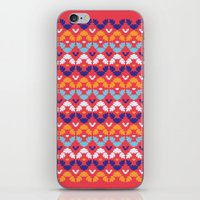 rustic iPhone & iPod Skins featuring Rustic by Midosky