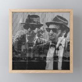 Sweet Home Chicago - Legends Framed Mini Art Print