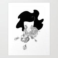 Sen / Dream Art Print