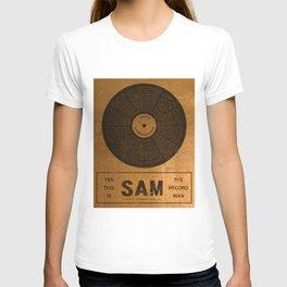 Sam the Record Man Vintage T-shirt