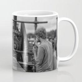 Stenner Bench Coffee Mug