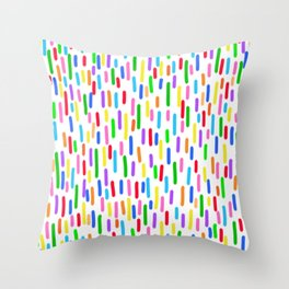 Rainbow Dash 1 Throw Pillow