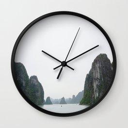 Halong Bay Wall Clock