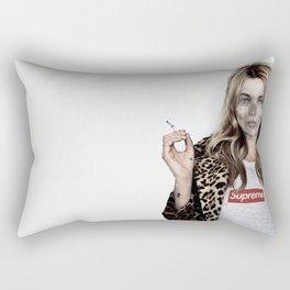 Hell Moss Rectangular Pillow