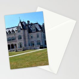 Newport Mansions - Ochre Court - by Jeanpaul Ferro Stationery Cards