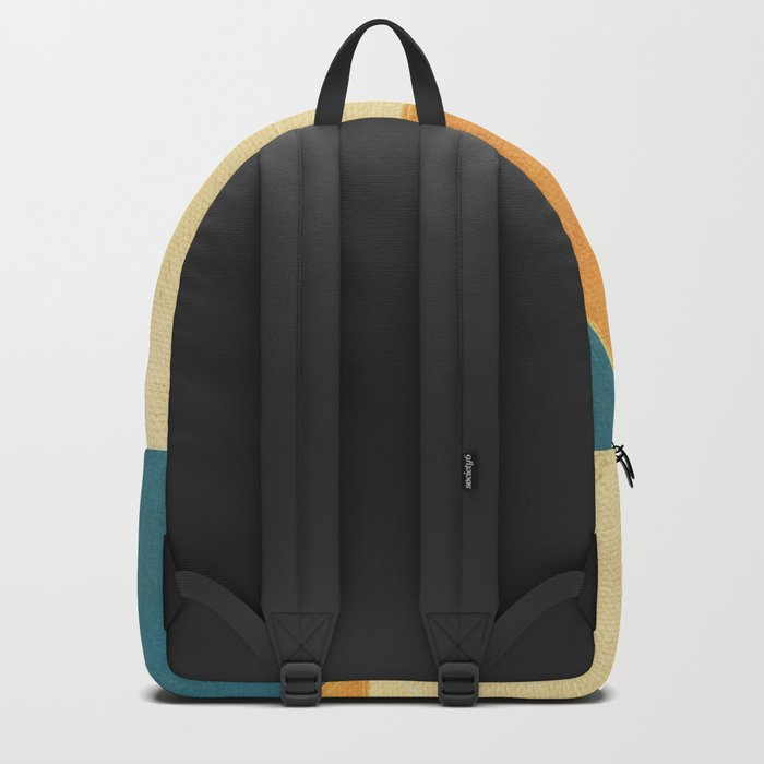 Geometric Thoughts 9 Backpack