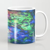 chaos Mugs featuring Chaos by ArtByRobin