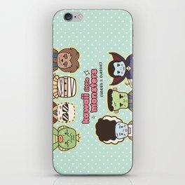 Kawaii Little Monsters Series 1 Group iPhone Skin