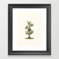 Baxter Framed Art Print