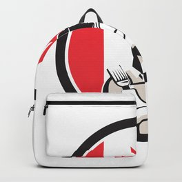 Canadian DIY Expert Canada Flag Icon Backpack