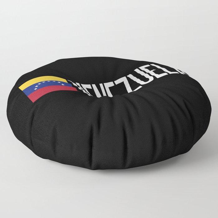 Venezuela: Venezuelan Flag & Venezuela Floor Pillow