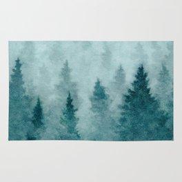 Misty Woods Rug