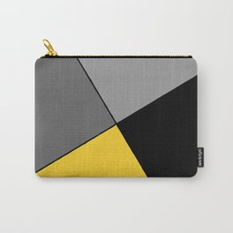 Modern art triangle design Carry-All Pouch