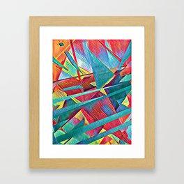 Continuum 2 Framed Art Print