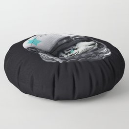 Astro Tiger Floor Pillow
