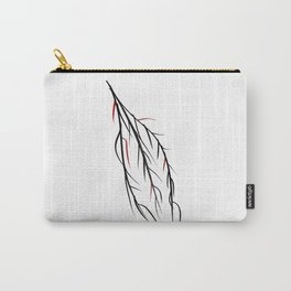 Autumn Willow Carry-All Pouch