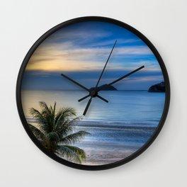 Ao Manao Bay Wall Clock