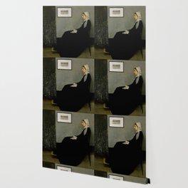 James Whistler. Portrait Wallpaper