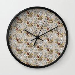 Little Mummy Wall Clock