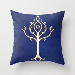Alda Throw Pillow