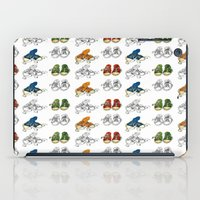converse iPad Cases featuring Converse by Amy frances Illustration