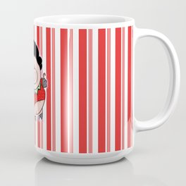 Candy Canes and Ugly Christmas Sweaters Coffee Mug