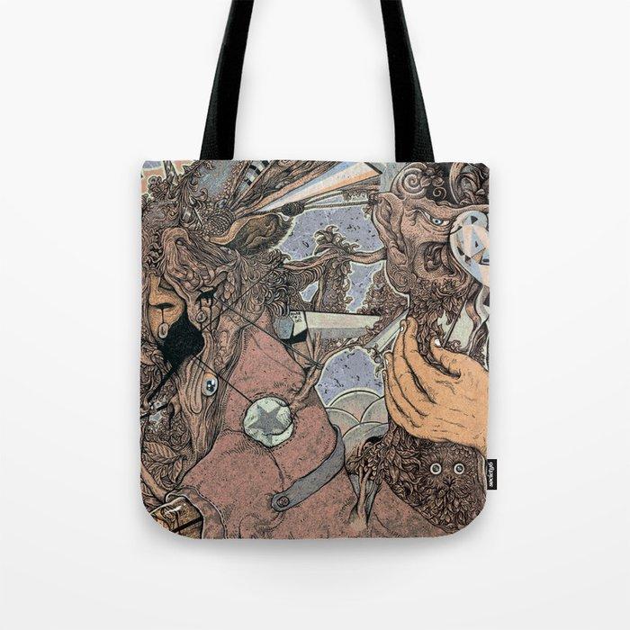 Him\Her Tote Bag