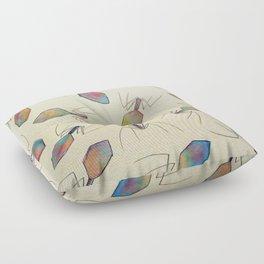 Virus Floor Pillow
