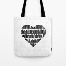 Book Lover II Tote Bag