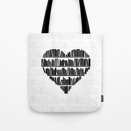 Book Lover II Tote Bag