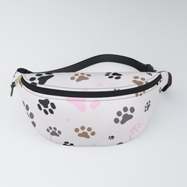 Cat paws Fanny Pack