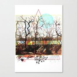 Bas Cu' Canvas Print