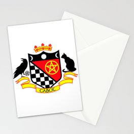 Cabot Crest Color Stationery Cards