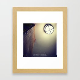 ICONIC Photography Framed Art Print