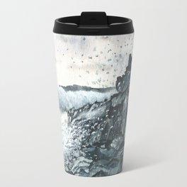Crashing Travel Mug