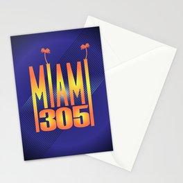 Miami   305 Stationery Cards