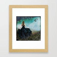 Evening Song Framed Art Print