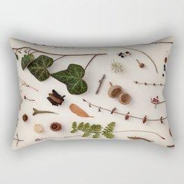 Botanic Party 03 Rectangular Pillow