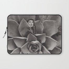 Succulent Woman Laptop Sleeve