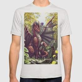 Mending the Dragon T-shirt