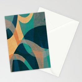 Lake Kaindy (Kazakhstan) Stationery Cards