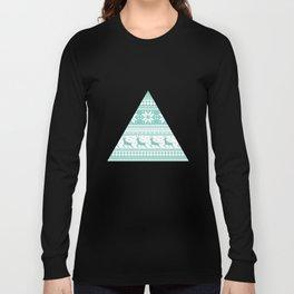 Reindeer Sweater Long Sleeve T-shirt