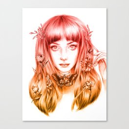 Jem Canvas Print